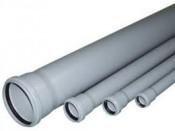 Труба внутр.канализац.РР диам.110 длин. 1000мм ст.2,2 КТП (6)
