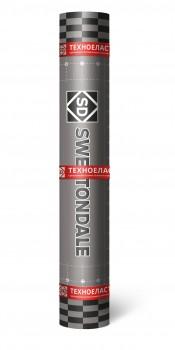 Материал кровельный гидроизоляционный ТЕХНОЭЛАСТ ЭКП Технониколь (Сланец серый) (10м2)