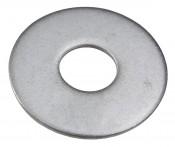 Шайба усиленная М10 DIN 9021 (160 шт/1,92 кг) цинк