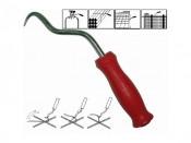 Крюк для вязки арматуры СИБРТЕХ 210 мм