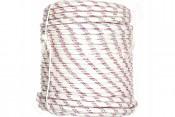 Фал 12мм х 100м СИБРТЕХ 24-прядный, полипропиленовый сердечник 1000кгс 10м